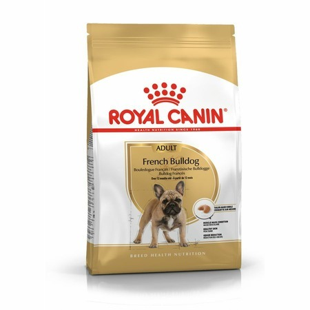 Royal Canin French Bulldog Adult - 3 кг  Превью