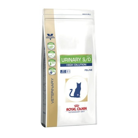 Royal Canin Urinary S/O High Dilution UHD34 - 1,5 кг Основное Превью